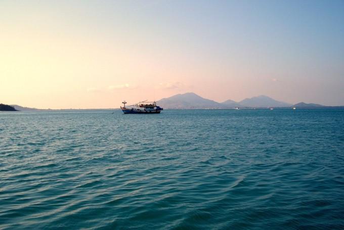 Южное-Китайское море