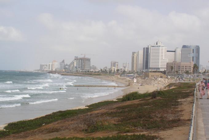 Погода в Израиле в мае