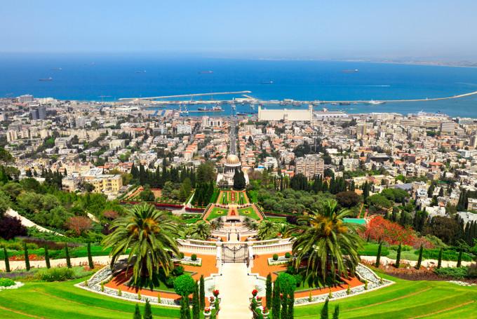 Погода в Израиле в октябре