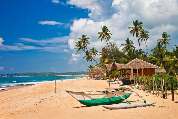Сколько лететь на Шри-Ланку