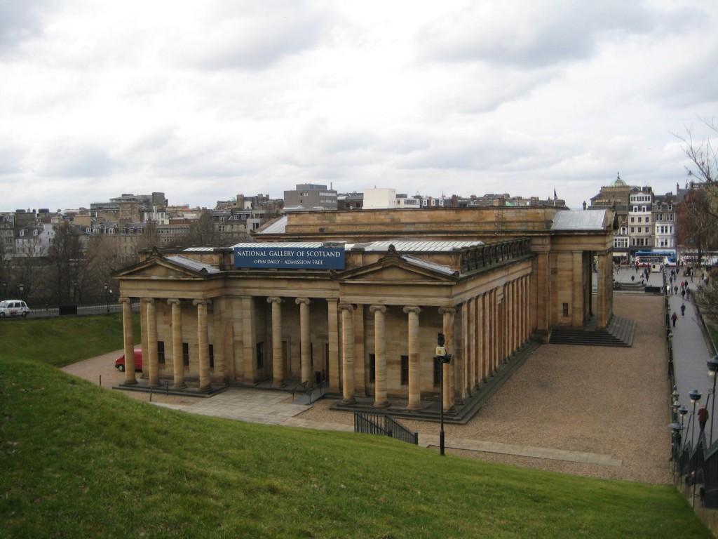 Национальная шотландская галерея