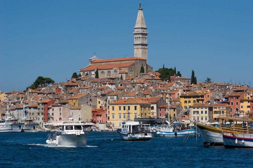 Хорватия, город
