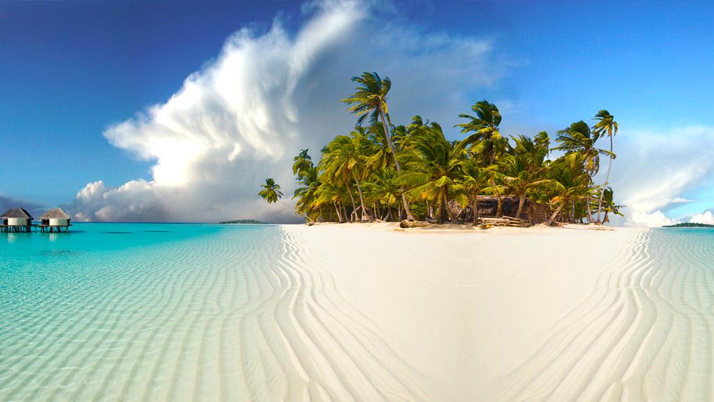 Погода на Мальдивах в марте