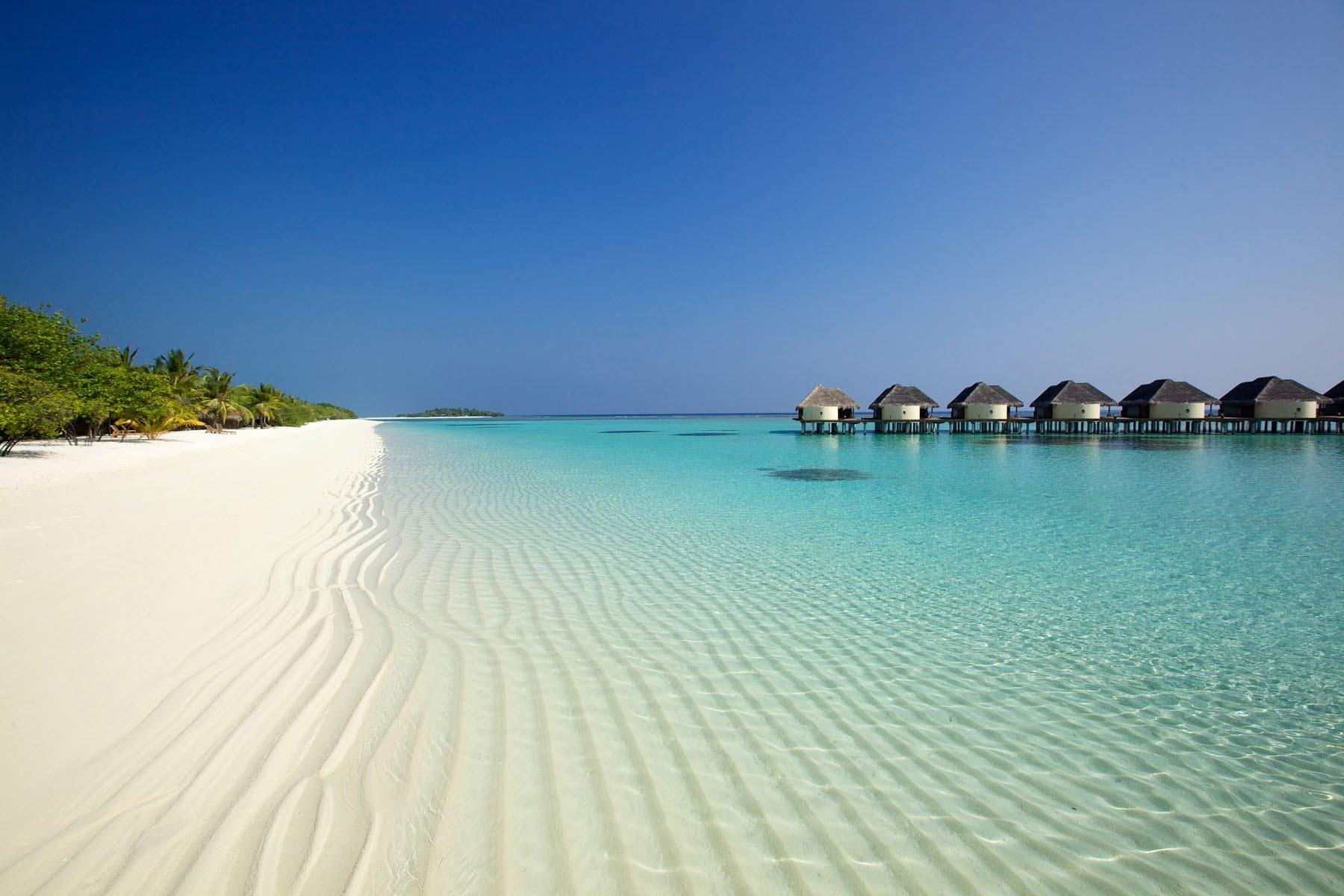 Погода на Мальдивах в октябре