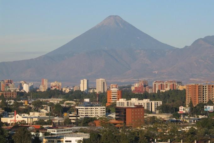 Столица Гватемалы, Гватемала