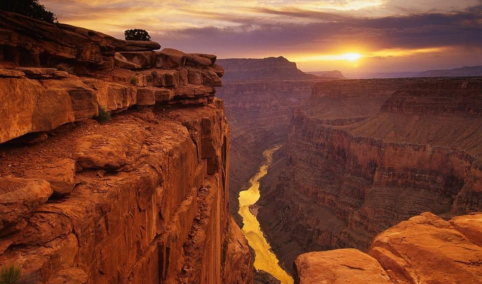 Цветной каньон , Синай