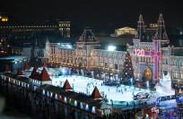 Новый 2017 год на Красной площади