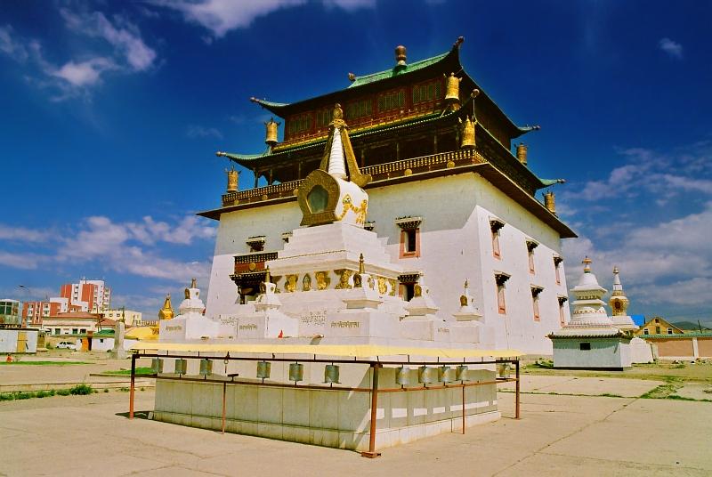 Буддийский монастырь Гандан