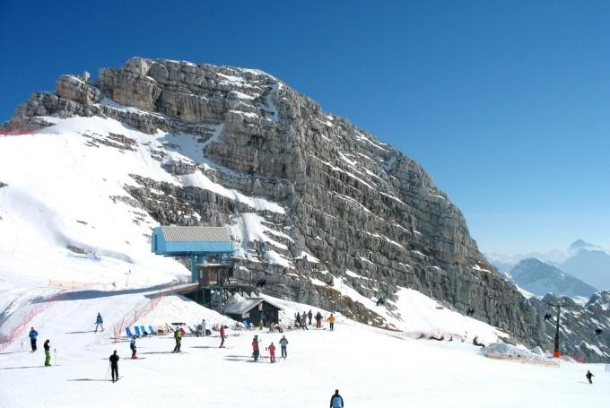 Горнолыжный курорт Бовец