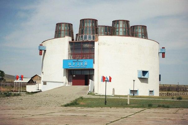 Музей Сухэ-Батора