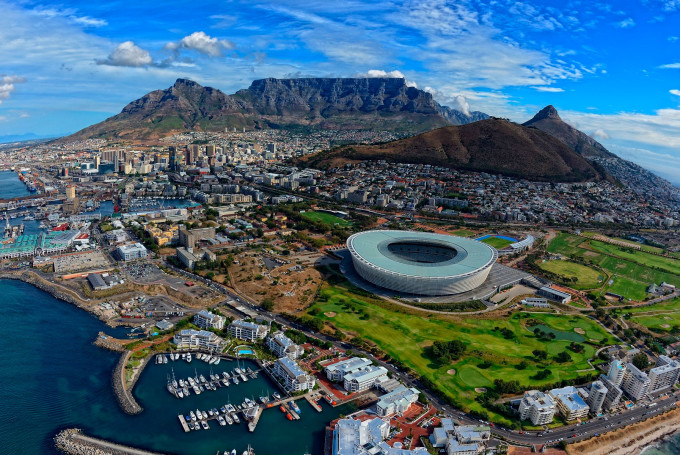ЮАР о стране