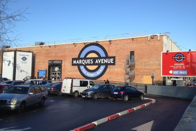 Marques Avenue L'Ile Saint-Denis