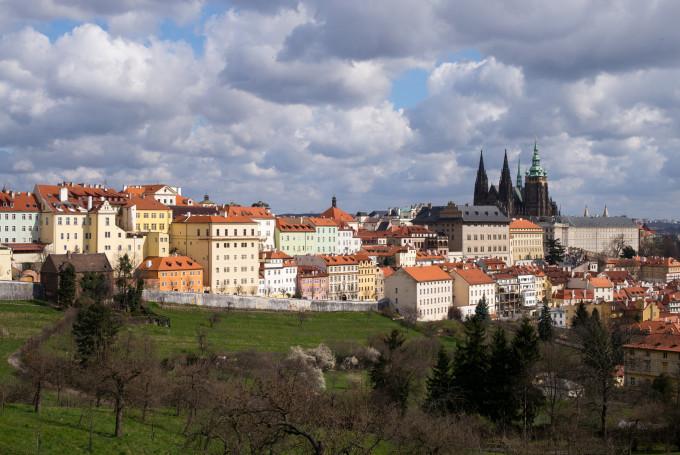 Посольства и консульства Чехии