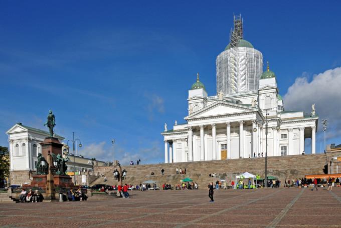 Посольства и консульства Финляндии