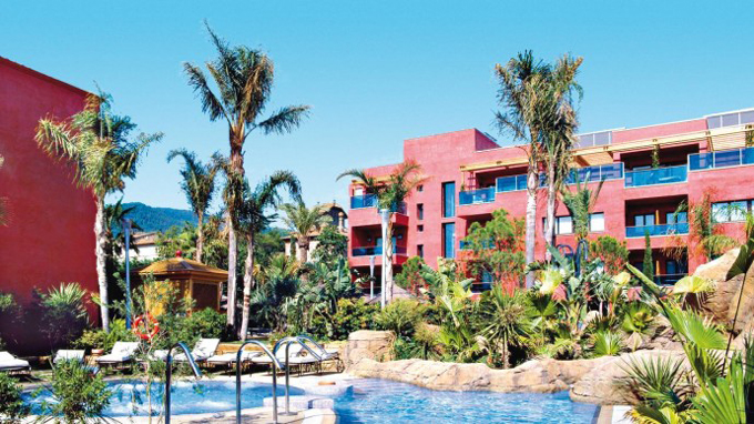 Hotel Blancafort Spa Termal, La-Garigga