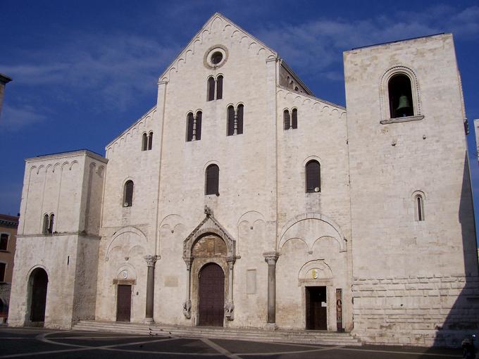 Кафедральный собор Святого Николая, Бари