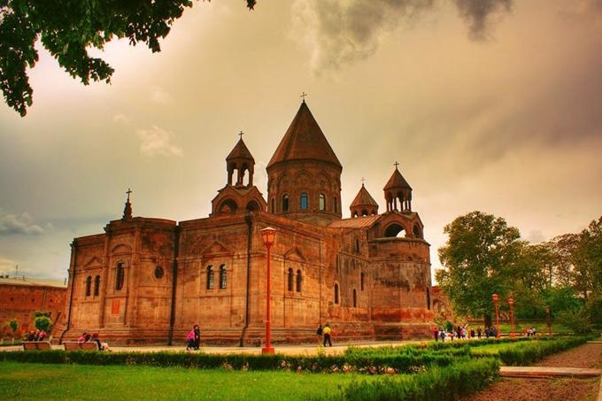 Монастырь Сурб Эчмиадзин