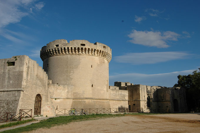Замок Трамонтано.