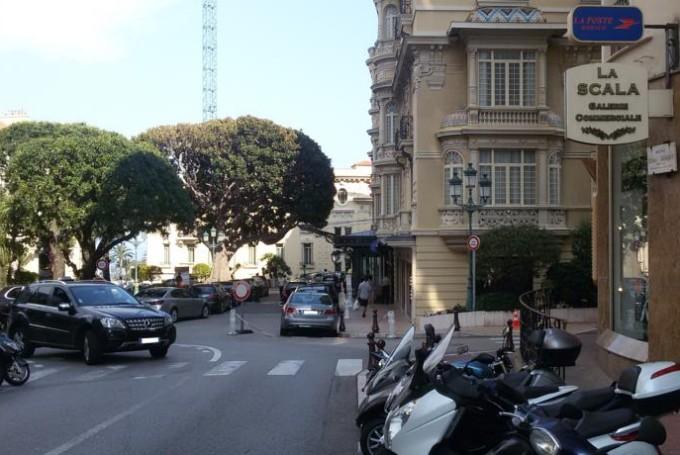 Apartment Montercarlo near Casino