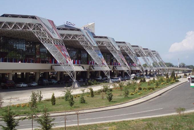 Дешевые авиабилеты в Сочи