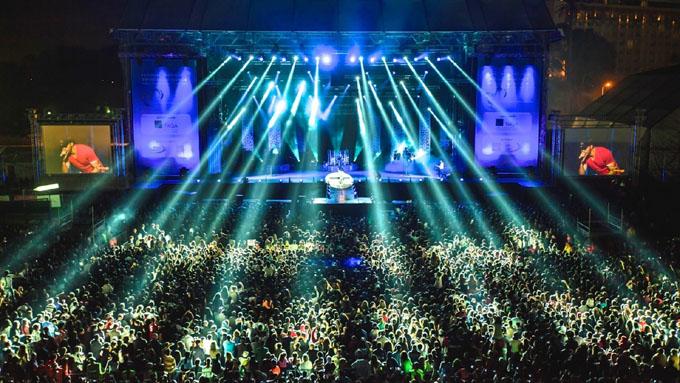 Фестиваль Mawazine, Рабат, Марокко