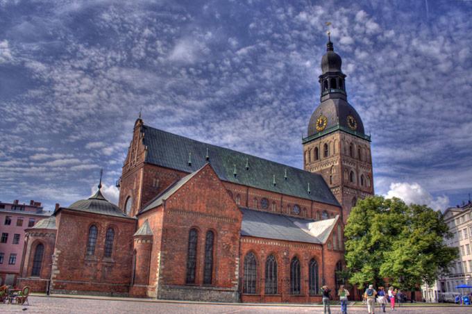 Когда лучше ехать в Латвию