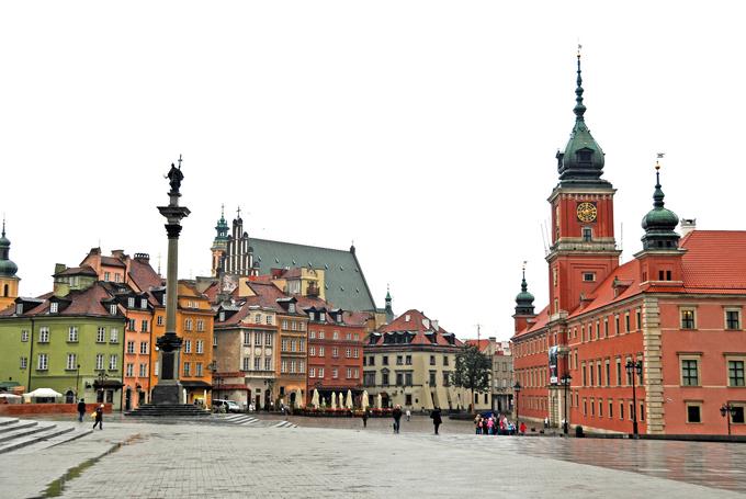 Когда лучше ехать в Польшу