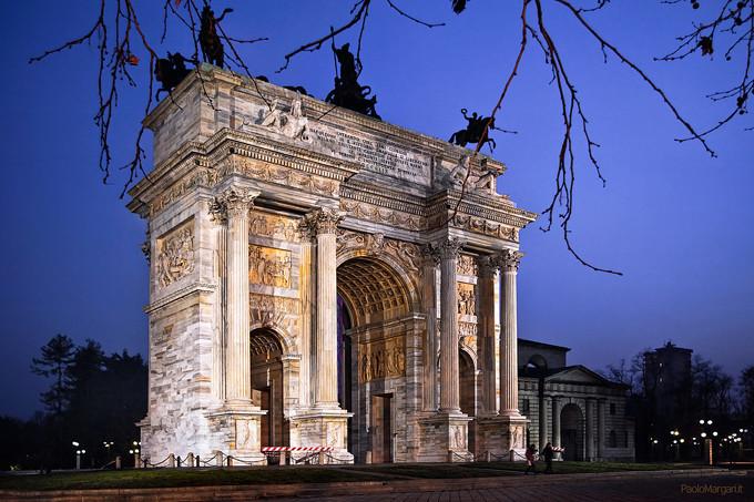 Ломбардия, Милан