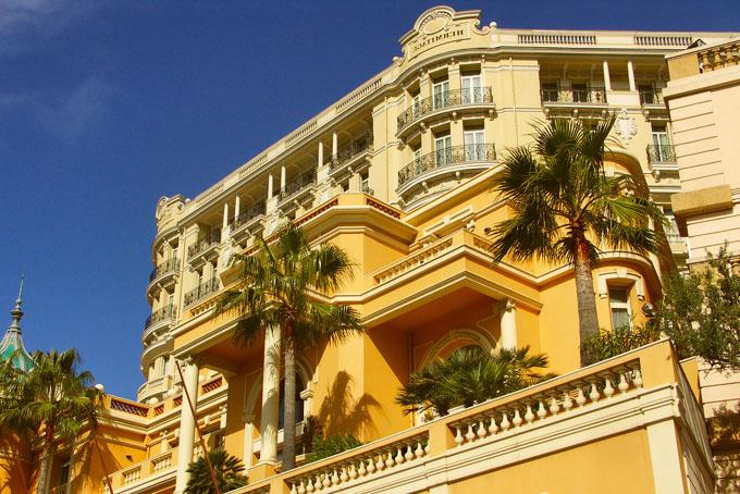 Отели Монте-Карло