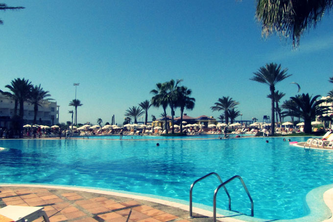 Погода в Марокко в мае