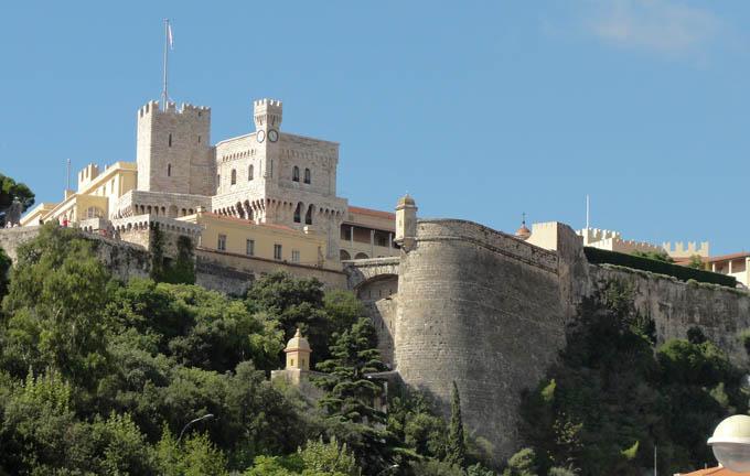Замок Монако-Вилль