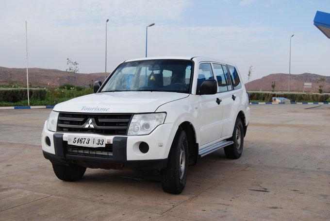 Аренда автомобиля в Марокко
