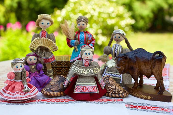 Что привезти из Белоруссии