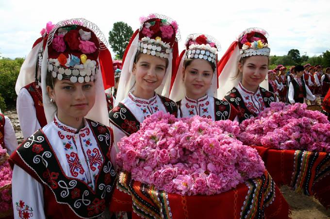 Фестиваль Роз в Казанлыке