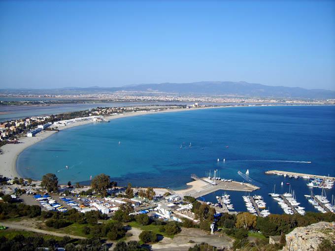 Кальяри, Сардиния