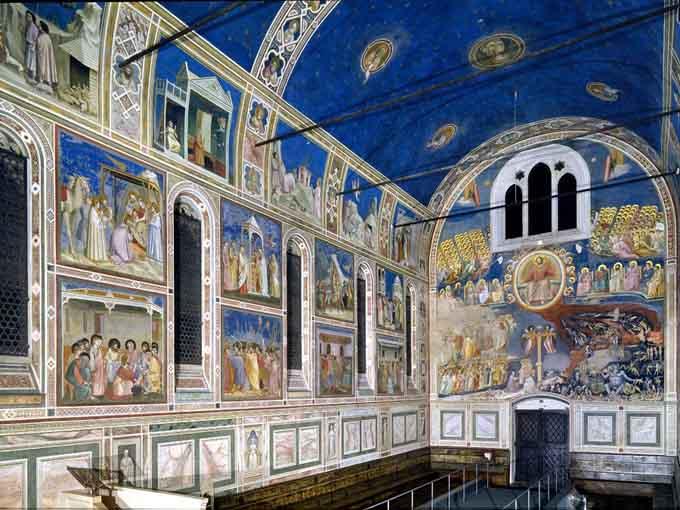 Венето: Капелла Скровеньи в Падуе