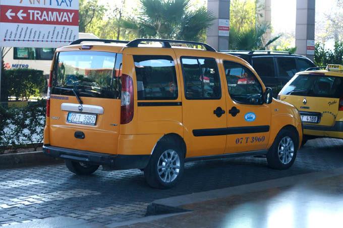 Общественный транспорт Турции