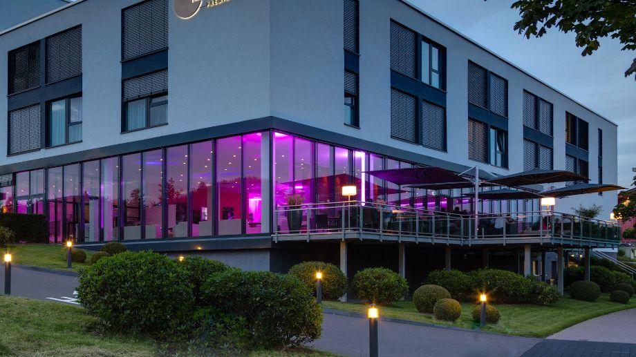 Отель Légère Hotel Luxembourg