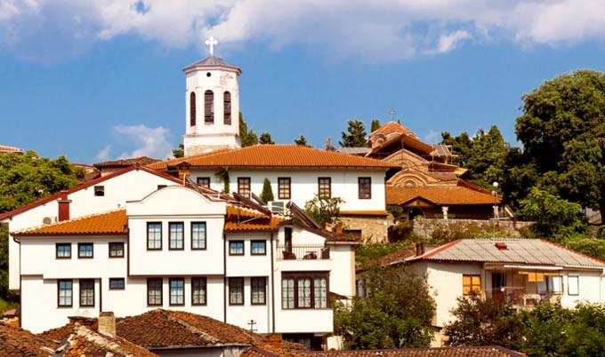 Отели Македонии