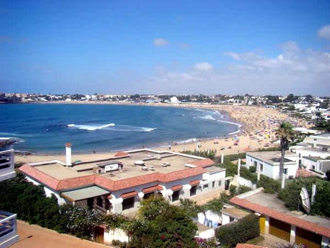 Пляжи Мохаммедии