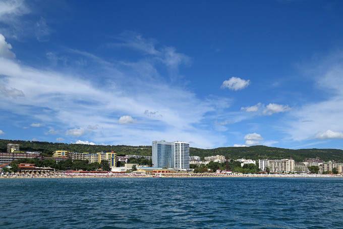 Погодав Болгарии в июле