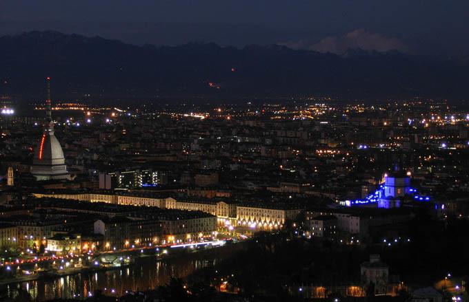Турин, регион Пьемонт