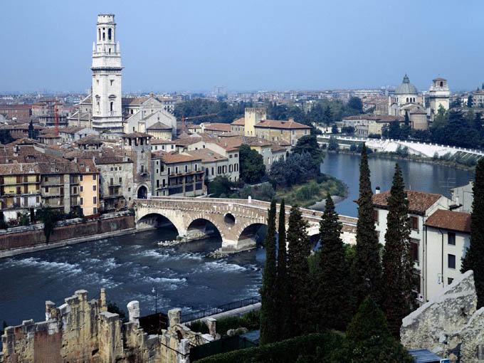 Венето: Верона