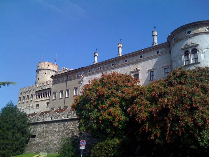 Замок Буонконсильо, Тренто
