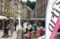 Фестиваль ARTish в Любляне