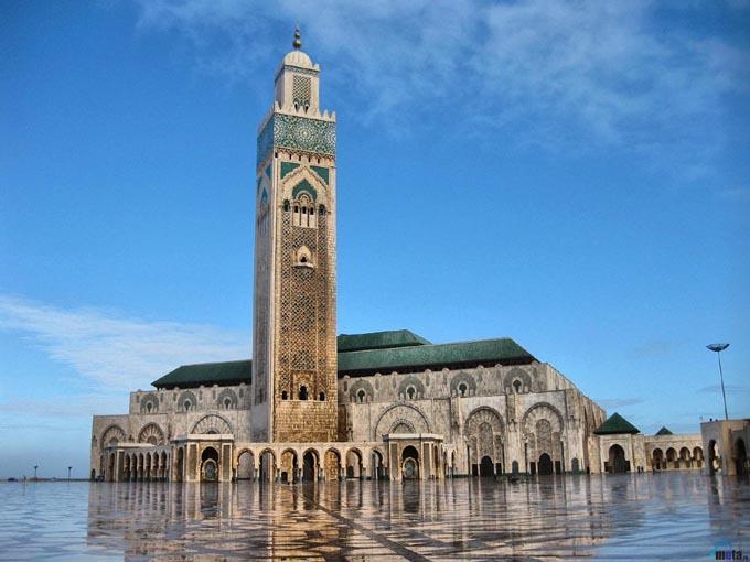 Мечеть Хасана II, Касабланка