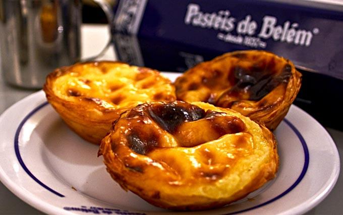 Что привезти из Португалии: паштейаш