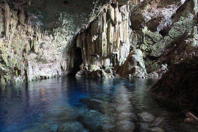Пещера Сатурно