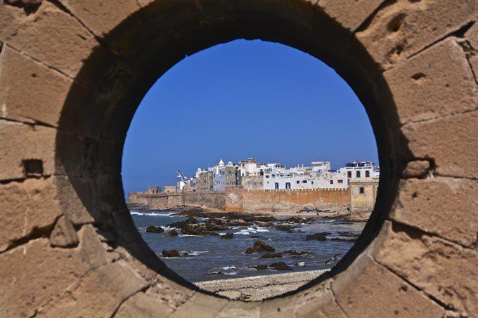Погода в Марокко в октябре