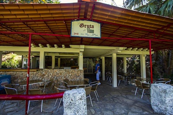 Ресторан La Gruta, Варадеро